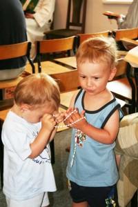 o modlitwie dzieci