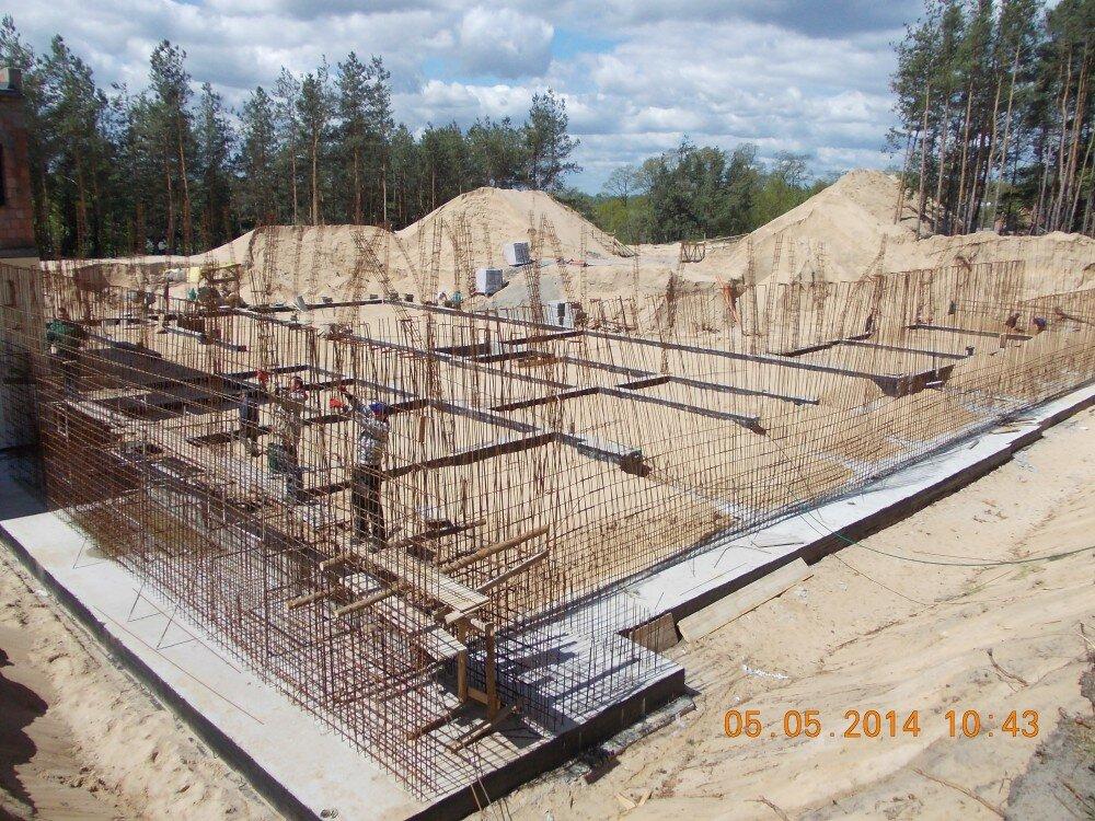 Budowa domu maj 2014